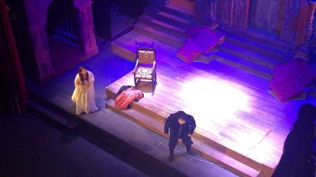 弄臣Rigoletto 复仇二重唱Si vendetta tremenda vendetta