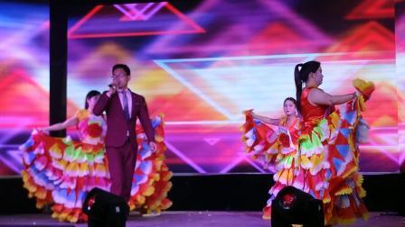 农村歌舞团