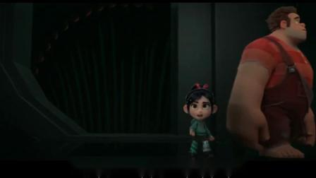 《无敌破坏王2:大闹互联网》片段(看全剧千万不要错过最后的彩蛋)