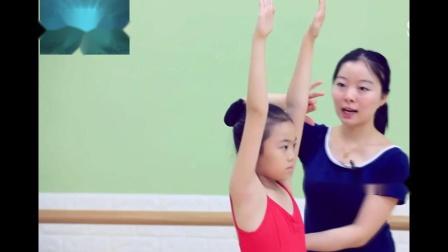 幼少儿舞蹈基础训练体系培训班技巧讲解教学舞蹈教材之快下快起