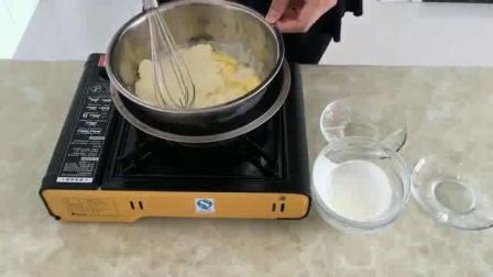 学做披萨 蛋糕的制作过程 奶油曲奇饼干的做法