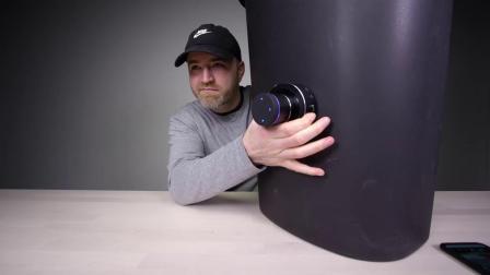 奇异产品开箱!吸力震动传声装置?