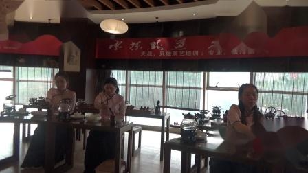 茶文化、茶艺表演 茶艺师培训【天晟150期】