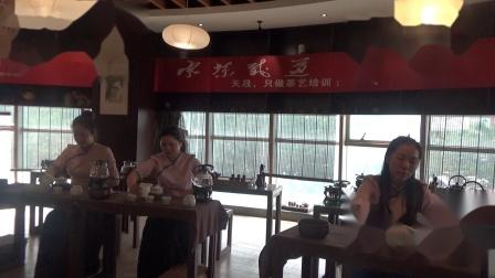 茶艺培训,茶道培训 茶艺表演【天晟150期】