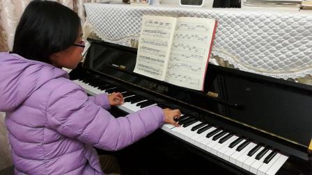 谈莉莉学生钢琴演奏—车尔尼849第28首(演奏者:陈若心)