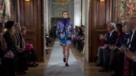 Leonard F/W 2019 Fashion Show
