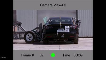 特斯拉 Model 3 世界上最安全的汽车