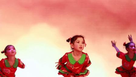 2019银河之星少儿艺术盛典榆林选区 选送单位:榆阳区安琪兒艺术培训中心 节目《说唱中国红》:指导老师:毛娜