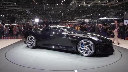 日内瓦车展价值1500w美金全球最贵汽车,布加迪首发!