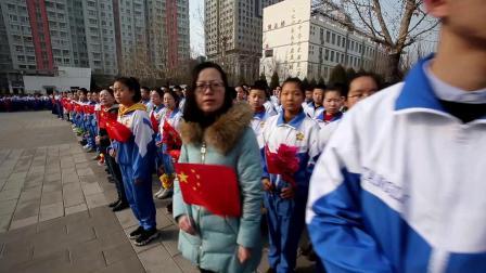 银川唐徕回民中学西校区开学第一课《我和我的祖国》MV