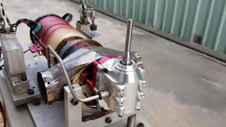 新型Kingtech K45TP-H齿轮箱启动测试