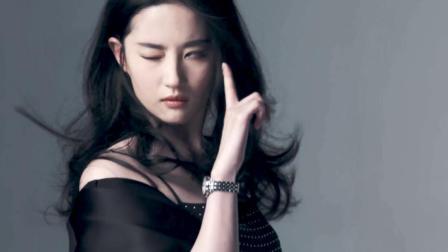天梭全球形象代言人刘亦菲拍摄花絮-15s