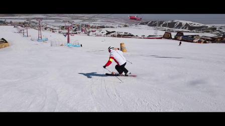 双板滑雪,宝哥666