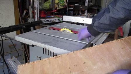 工作室改造 簡易木工練習 初學者篇 影片過程 Part 1。