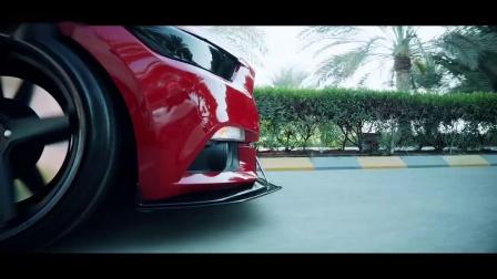 一匹叛逆的野马 实拍改装版福特Mustang