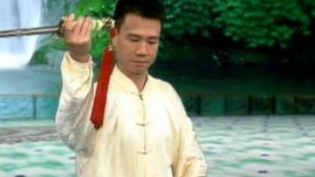 10.陈思坦42式太极剑正面
