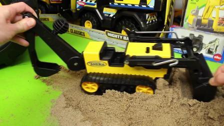工程车玩具、重型卡车,自卸车,儿童汽车、挖掘机