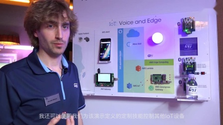 20180606 STMicroelectronics IoT Voice and Edge_CES