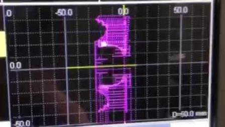 车铣复合加工视频-精弗斯-三脚件