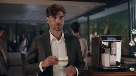 德龙(Delonghi)咖啡机 全自动咖啡机 欧洲原装进口 意式一键选择 TFT触摸彩屏 APP手机控制 ECAM650.85.MS