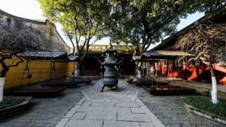 江南六大古镇之西塘,曲:二胡独奏《水中花》。【图片来自网络】