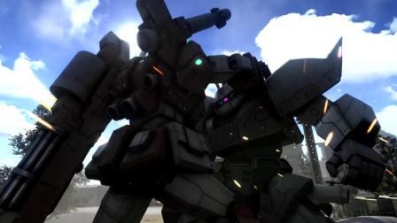 [PS4]《高达 激战任务2》重装型高达机体介绍