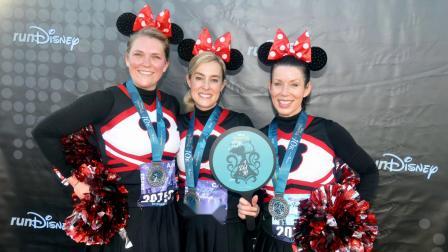 Disney's Enchanted 10k 2018  runDisney's Princess Half Marathon
