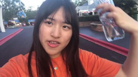 QUT台湾学生分享梦幻世界Dreamworld主题公园一日游