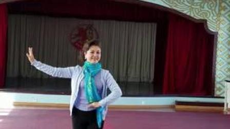 新疆美女跳舞