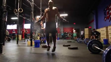 CrossFit 16.2 Open Rich Froning