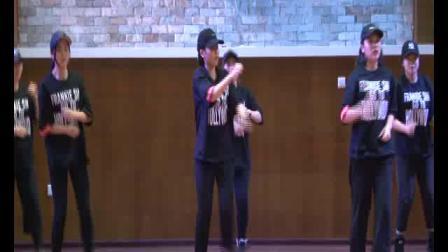2018.12.24青年团契舞蹈【大家一起来】