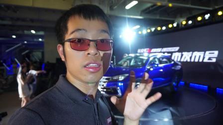 长安汽车CS85 COUPE轿跑SUV上市发布会活动