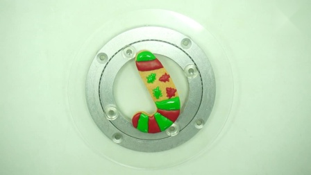 【糖霜饼干-圣诞节系列】圣诞拐杖糖
