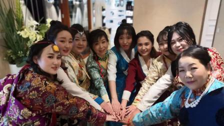 农发行甘南州分行庆祝3.8国际劳动妇女节快闪:《我和我的祖国》