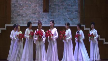 明达片舞蹈【最美的花】