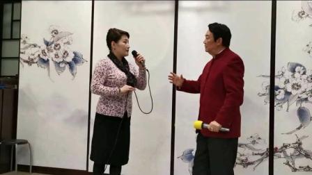 沪剧《铁汉娇娃》-楼台会 演唱:刘银发 雅致久远(2019-03-05)