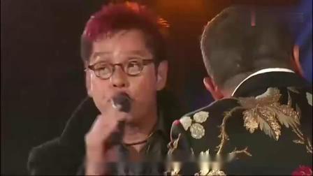 成龙,谭咏麟,曾志伟领唱粤语版朋友,真是巨星云集!