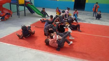 河南省震辉震辉文化传播有限公司童安幼儿园《小龙队》