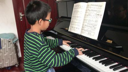 克莱门蒂小奏鸣曲Op.36 No.4 第二乐章 张青岩演奏