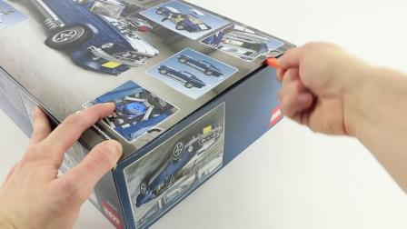 [速拼】LEGO乐高 10265福特野马跑车Ford Mustang