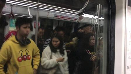 广州地铁2号线 纪念堂-公园前