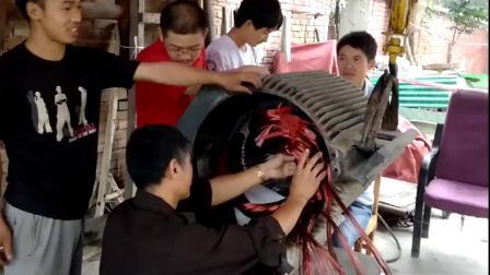 超火的电动机维修培训实用技巧每日更新视频培训教程 河南洛阳机电技术学校