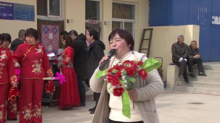 阳城县凤城镇砖窑沟村2019年三八妇女节文艺汇演(上)