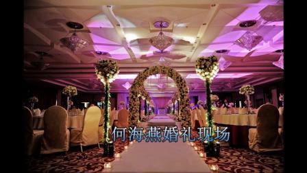 DJ - 祝阿龙兄弟和何海燕结婚现场DJ串烧 DJ阿斌 (2019年3月收录)