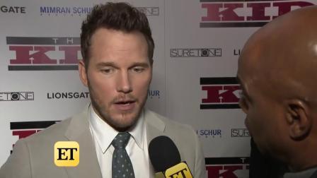 Chris Pratt Jokes He's Knee Deep in Lamb' After His Sheep Gave Birth (Exclusive)