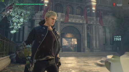 Devil May Cry 5 MISSION 02 QLIPHOTH