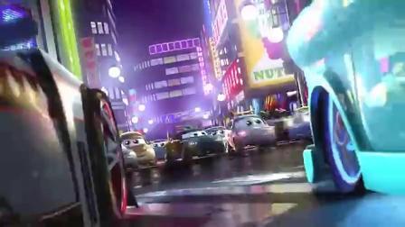 汽车总动员-拖车板牙帅呆了,上演了东京漂移