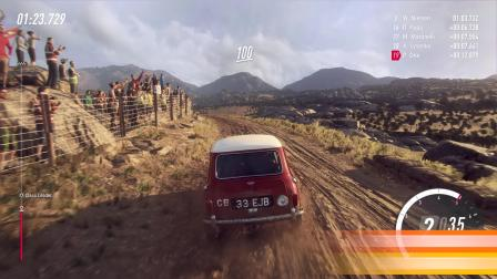 尘埃拉力赛2.0-PS4/Pro/Xbox One/One X-画面帧数测试对比