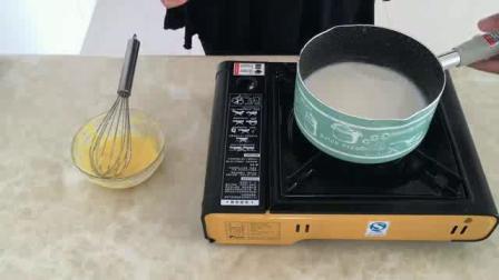 烘培入门食谱 学习烘焙 芝士慕斯蛋糕的做法