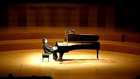 (音乐)郎朗2009东京独奏会演奏李斯特匈牙利狂想曲第